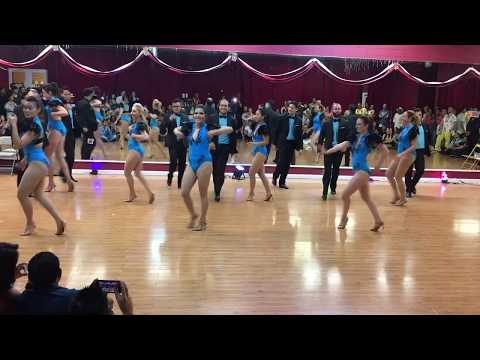 Bachata Sentimiento Debut Performance 2017