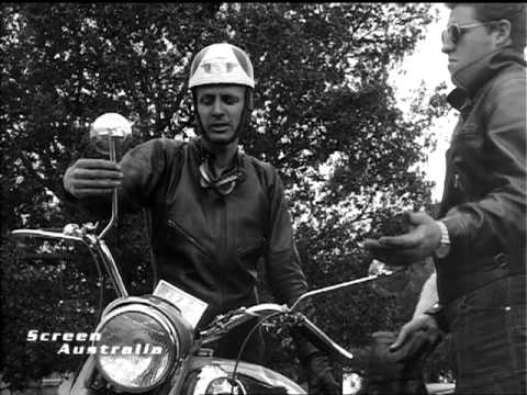 Two Wheel Worship (old safety film)