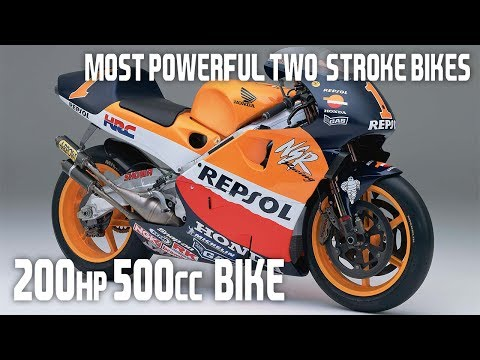 10 Of The Most Powerful Two Stroke Bikes