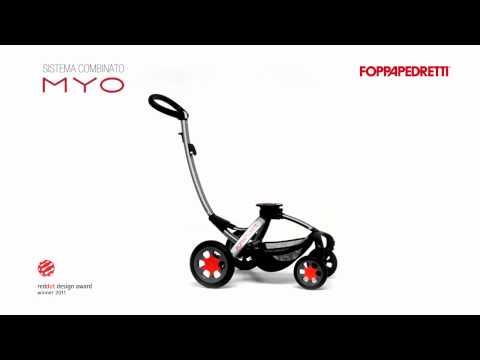 Sistema combinato Myo Foppapedretti Red Hot Design Award