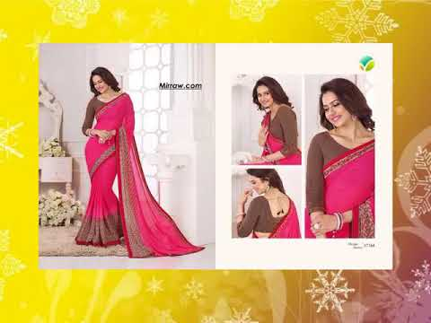 Fancy Sarees For Every Special Days
