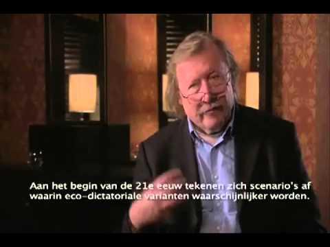 Try to imagine the future: dictatorship or democracy?  (Peter Sloterdijk vs Jeremy Rifkin)