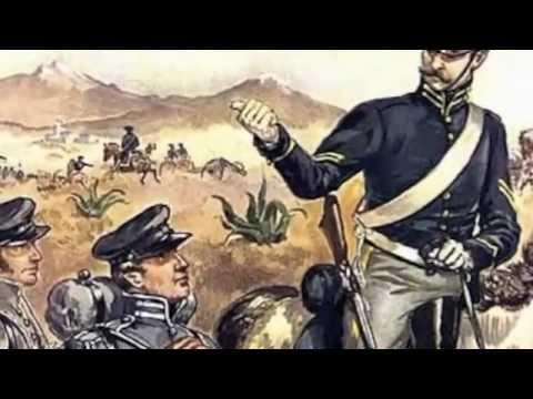 San Patricio Brigade, Black 47, Music and Lyrics by Larry Kirwan, Video by Charles R. Hale