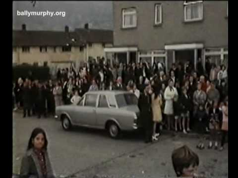Ballymurphy Internment 1971