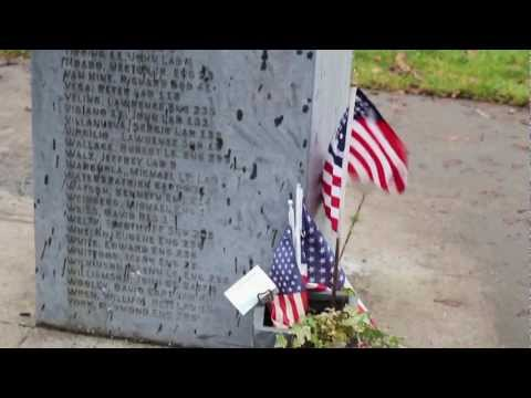 9/11 Memorial Tribute: New York and Donadea, Ireland