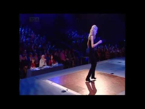 Sean Nós Dancing - Edwina Guckian - Oireachtas na Samhna 2012