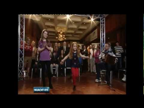 Sean Nós Dancing from Aoife & Orla McGowan