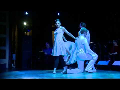 """The Children of Lir"" Story, Choreography and Song: From a Christmas Celtic Sojourn 2009 [HD]"