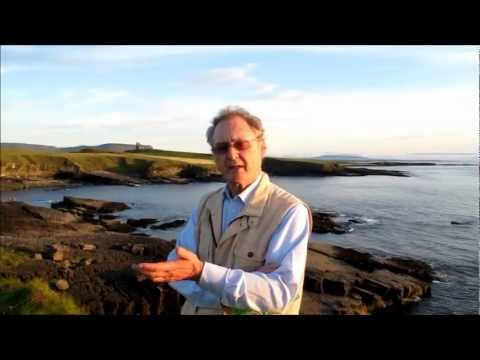 Irish Folklorist and Author Joe McGowan talks about Wild West Irish Tours