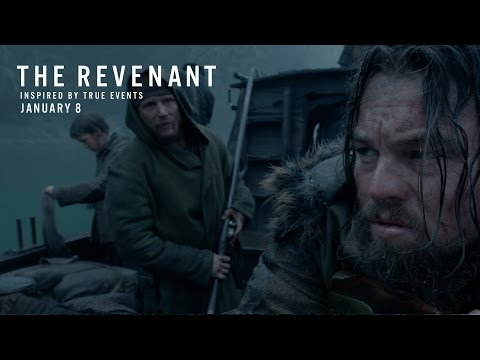 The Revenant | Official Trailer [HD] | 20th Century FOX