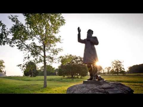 Irish Brigade Monument at Gettysburg