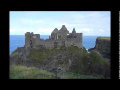 Dunluce Castle, Co. Antrim, Northern Ireland.  2013