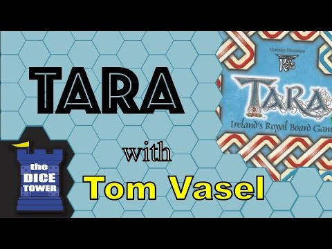 Tara Review - with Tom Vasel