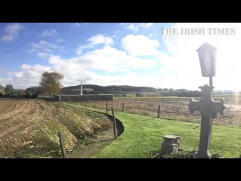 Ireland and 'The Great War': Graves of John Condon and Willie Redmond