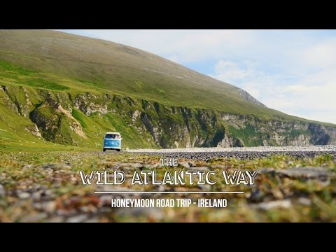 Wild Atlantic Way Road Trip - Ireland