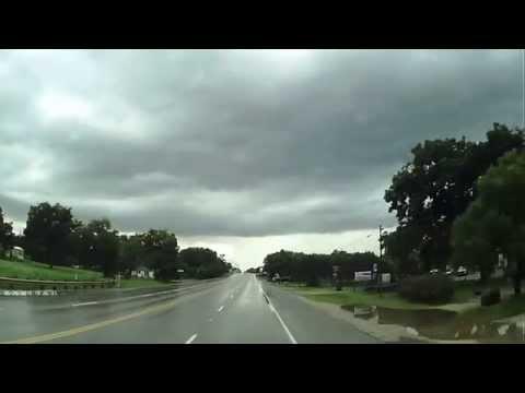 Stockdale After Tornado Warning May 25, 2015