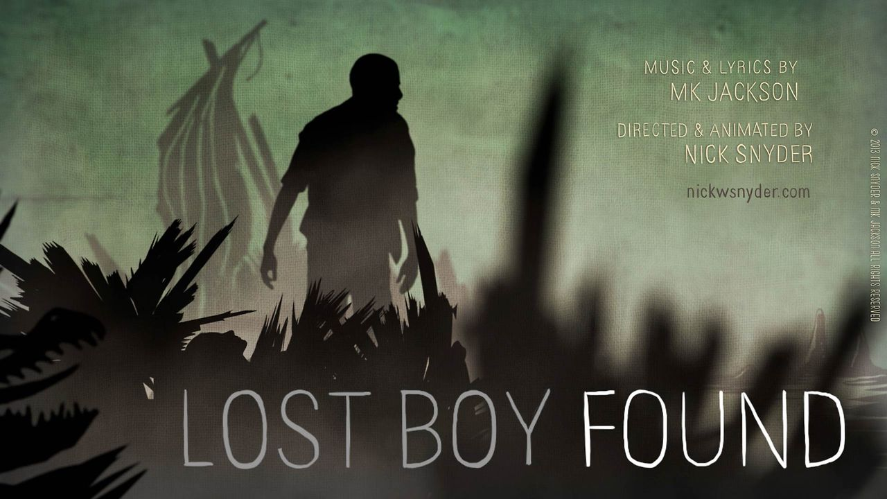 Lost Boy Found Music Video