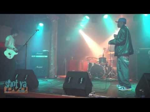 Ashanti Panagea - Hip-Rock Live @ Sullivan Hall Hosted By Deshai Williams