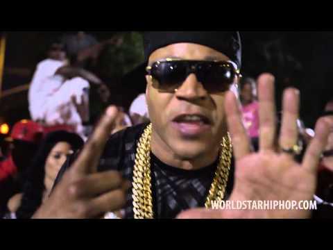 LL Cool J Feat. Mavado - The Hustler (Official Video)