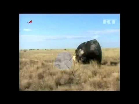 Alien filmed by Russia