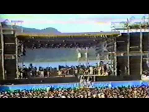"Donald Kinsey W/PETER TOSH @ MOBAY 82 @ NO TIMEBAR VERSION   """" FULL CONCERT """""