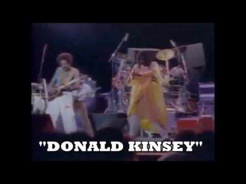 Donald Kinsey The Wailers Band Reunion & Julian 2016