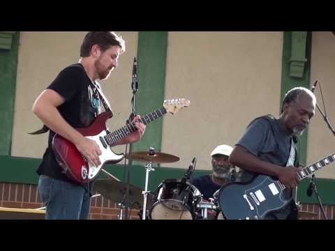 "Kinsey Report  "" Stir It Up""   Peoria Blues Fest  8/31/13"