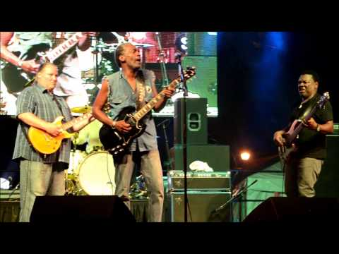 "The Kinsey Report Live ""I Just Want To Make Love To You"" @ Rock N Rail Fest 2015 Kenny Kinsey Vocals"