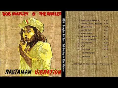Donald Kinsey W/ Bob Marley - Rastaman Vibration Album 1976