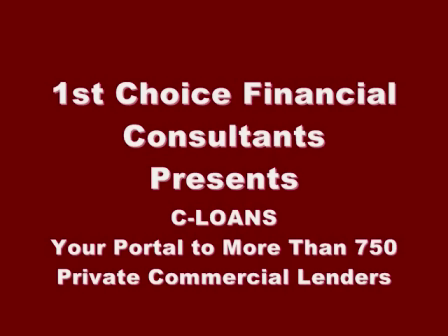 Commercial Loan Portal