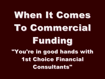 Commercial Funding Made Easy