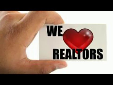 We Love Realtors