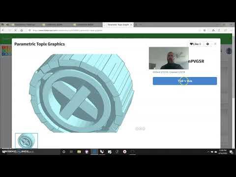Codeblocks - Video Series: Tinkercad/Tinkercode/Rhino/Grasshopper/FologramAugmentedReality
