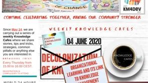 KM4DEV-KnowledgeCafe4_OrgLearning&KM