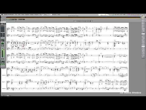 """Spain"" in real time MIDI"