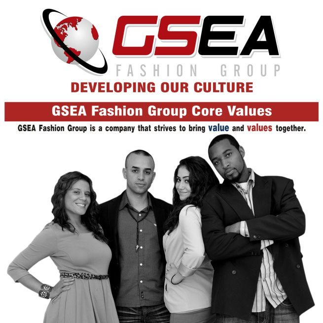 GSEA Fashion Group
