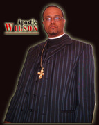 Bishop M. Christopher Wilson