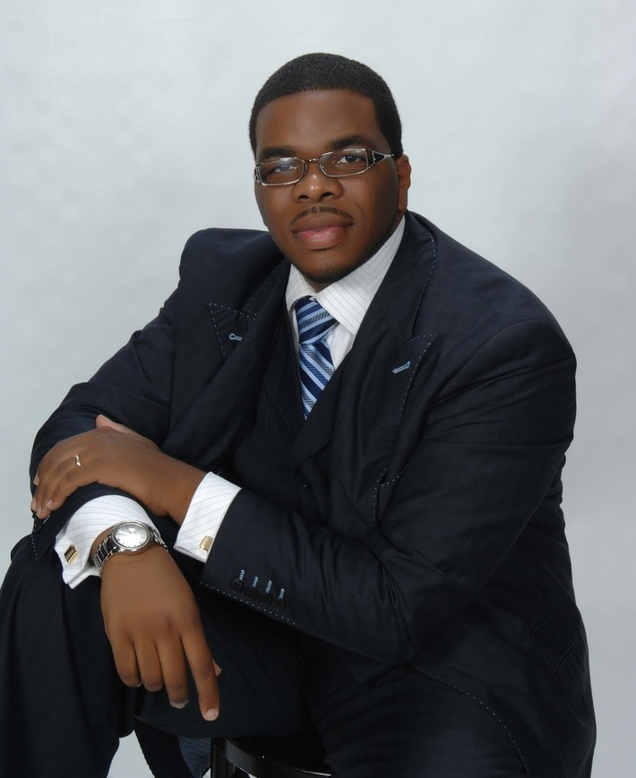 Pastor Michael LaMont Miles I's Page