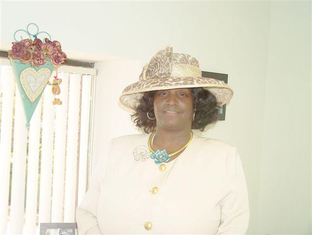 Pastor Vanessa Hightower