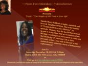 Prophetess Tina Smith