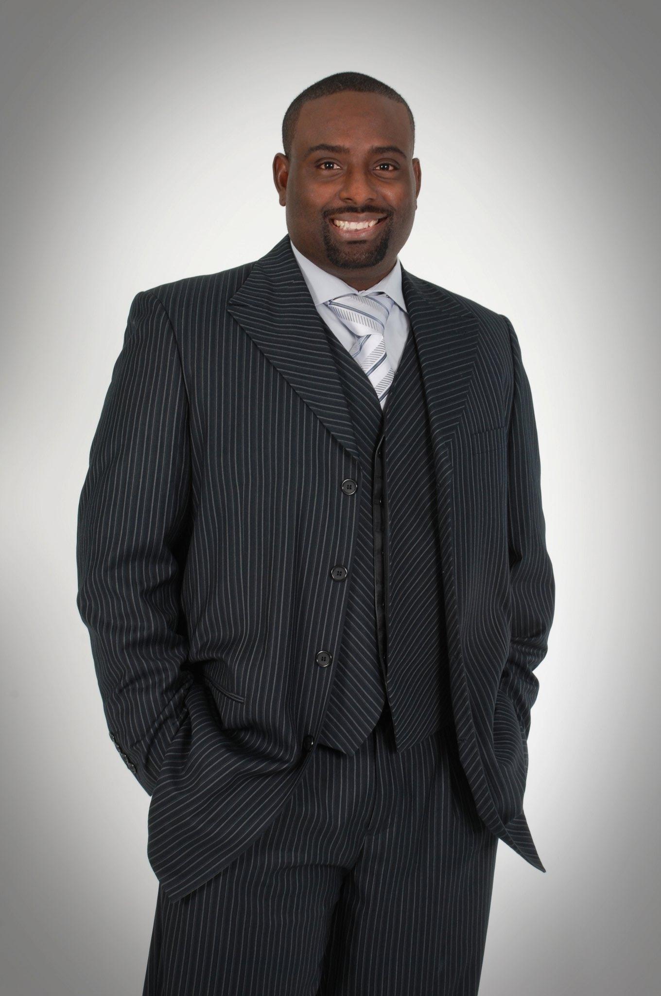 Pastor Travis Staggs