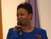 Rev Pam Hunter (Woods)