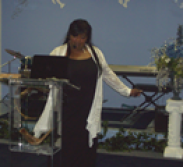 Apostle Wanda Wilkerson
