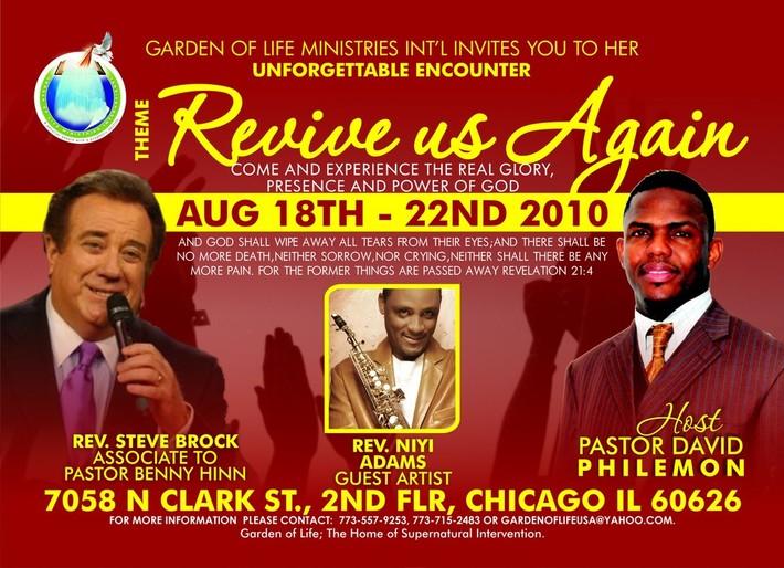 DAVID S  PHILEMON's Page - Black Preaching Network