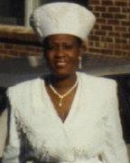 Rev. Christine Crawford Ashford