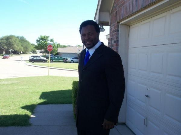 Rev. Damion D. Wheaton