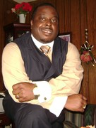 Pastor Jeffery Strong