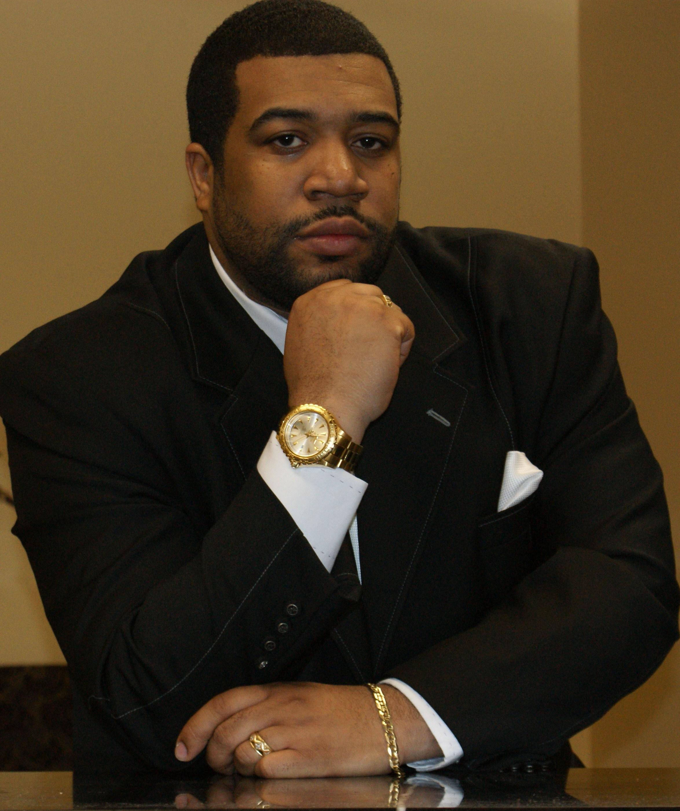 Bishop-Designate Robert Best Jr.