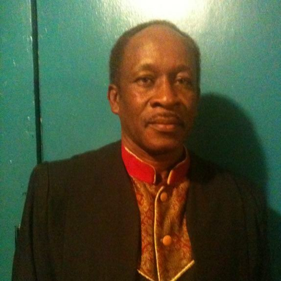 Chief Apostle Michael B Davis Sr