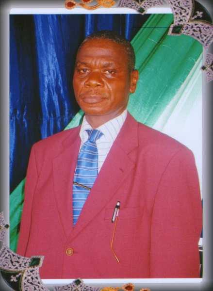Evang. (Chaplain) Simon S.Aleh